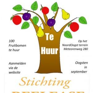 huur een fruitboom